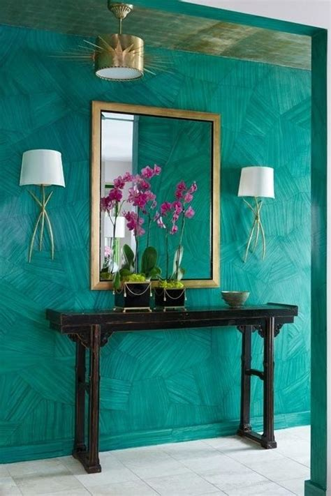 36 Cool Turquoise Home Décor Ideas - DigsDigs