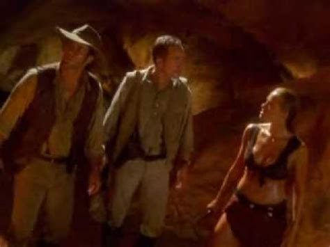Simmone Jade Mackinnon in The Lost World (Part 1) - YouTube