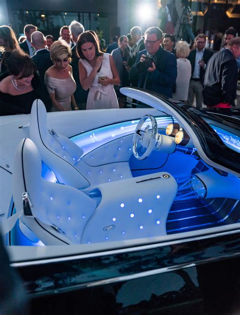 Mercedes-Maybach Vision 6 Cabriolet revealed - photos