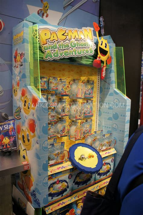 Toy Fair 2013 Pac Man and the Ghostly Adventures Images