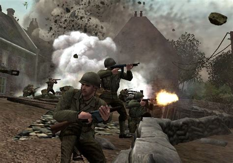 Call Of Duty 3 (Wii) Game Profile | News, Reviews, Videos