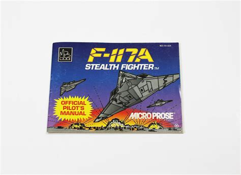 F 117a Stealth Fighter Nes