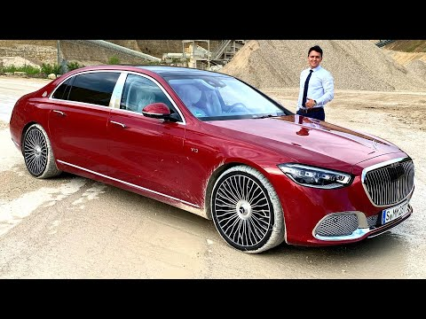 Vision Mercedes-Maybach 6 Concept Car First Look - 2016