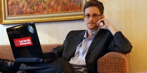 Edward Snowden's Girlfriend Lives With Him In Moscow, Film