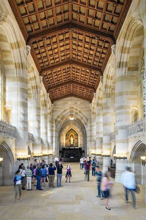 A Sterling restoration Yale's spectacular library