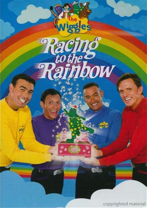 Wiggles, The: Racing To The Rainbow (DVD) | DVD Empire