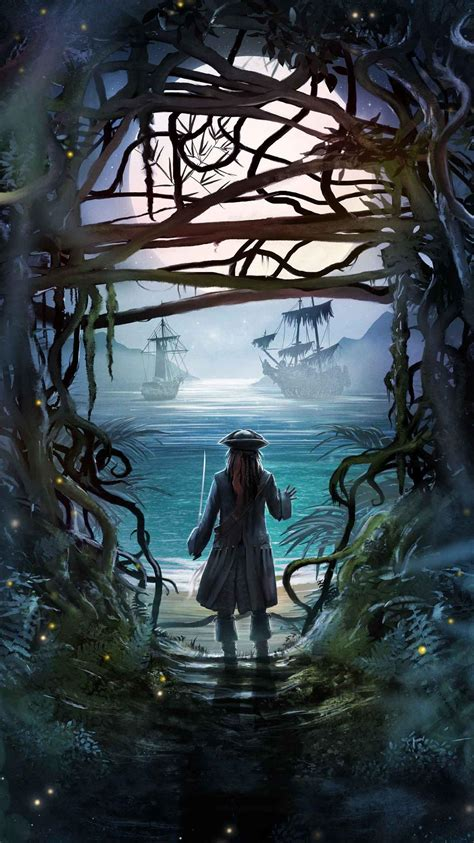Pirates Of The Carribean Phone Wallpapers - Wallpaper Cave